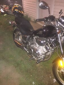 1997 Yamaha virago in great shape
