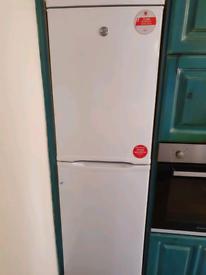 83. Tall hoover fridge freezer