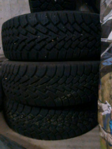 Good Year Nordic Winter Tires 205/55/R16