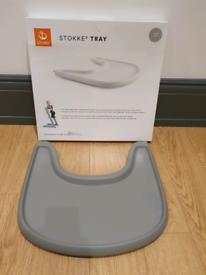 Stokke Tripp Trapp Tray, storm grey