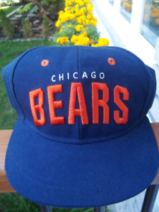 CHICAGO BEERS NFL Budweiser Casquette hat cap