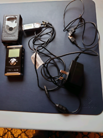 IRiver H140 MP3 player with FM tuner