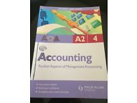 AQA Accounting Revision Guide A2 4