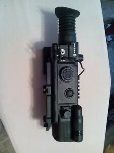 night vision gun scope