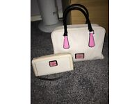 Guess purse and bag
