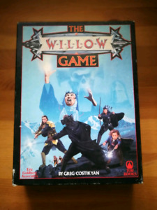 Willow Board Game