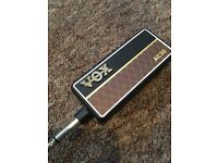 Vox Amplug 2 AC30 Plugin Guitar Headphone Amp