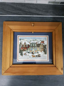 Framed Print, Reproduction