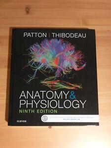Anatomy & Physiology - 9th Edition by Patton & Thibodeau