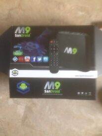 Android tv box m9