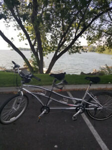 Tandem Bike for sale.