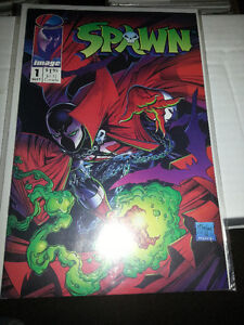 Collection Of Spawn Comics 4 SALE!!~