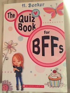 The quiz book for bff's Strathcona County Edmonton Area image 1