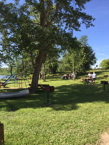 Secluded RV sites 30 min from Edmonton Strathcona County Edmonton Area image 11