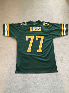 Signed Aj Gass jersey