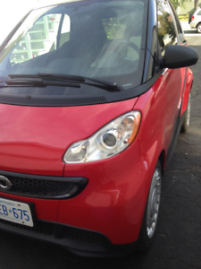 2013 Smart Car- Fortwo