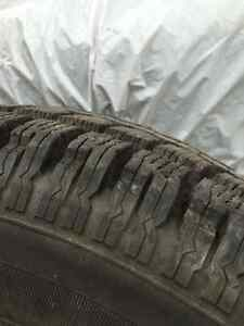 WINTER TIRES MotoMaster Total Terrain 235/70R16 on Steel Rims Cambridge Kitchener Area image 9