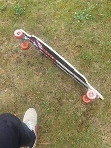 Great condition tracker long board! Peterborough Peterborough Area image 3