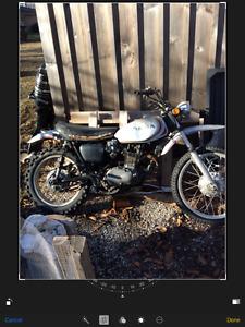 Vintage Honda   $550