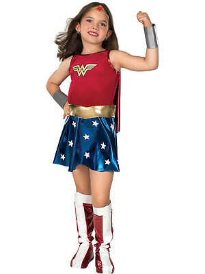 - Wonder Woman Kid Kostüme