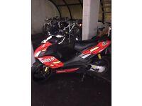 Aprilia sr 50cc 2014 runs and rides mint message me for information