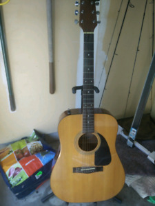 Fender Acoustic Electric Guitar Gemini II-E