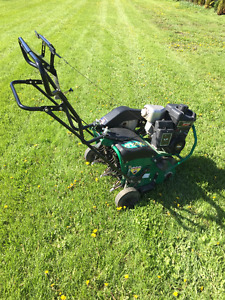 For rent - Lawn aerator