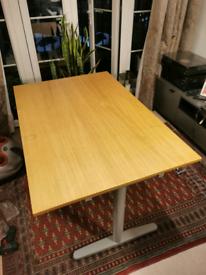 Ikea Galant 120x80cm desk