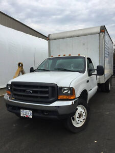 2000 Ford F450 Superduty 7.3 Litre Diesel Automatic Service
