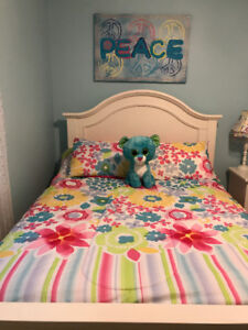 Girls Bedding and Room Decore