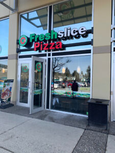 High Traffic - High Profit Pizza Franchise In Coquitlam Center