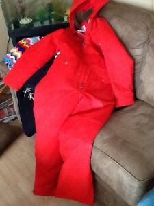 Sz m insulated coveralls