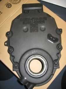 SBC Timing Chain Cover with sensor delete (NEW)