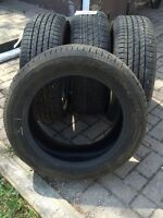4 - Toyo A20 Open Country 235/55 R18