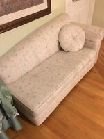 Chaise Lounge (Dormeuse) Couch