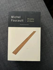 Michel Foucault books