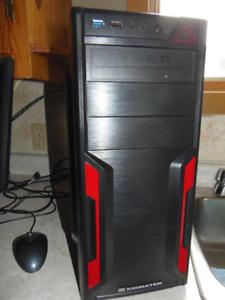 Intel i5 6600k desktop computer for sale.