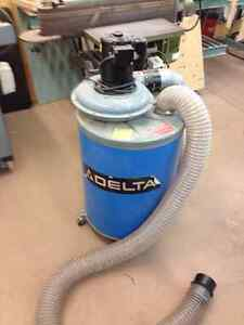Delta Dust Collector