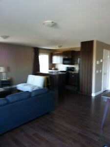 Want to live at a resort? 2 bedroom apt available@ Regina Beach