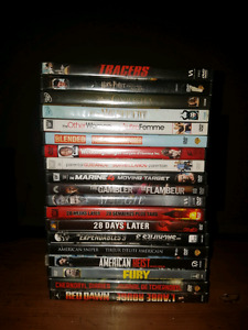 MOVIES for sale.