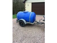 Trailer Water Bowser