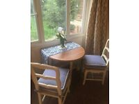 Shabby Chic Drop Leaf Dining Table