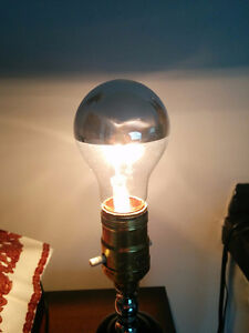 10 Specialty, Silver Tipped Light Bulbs.....BRAND NEW
