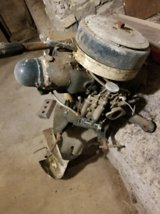 """""""Ancient"""" Evinrude Outboard"""