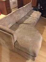 7 person sectional couch $75!!!