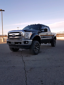 2012 ford f-250 lariat super duty (diesel)