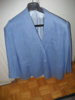 Blue Harry Rosen Bespoke blazer/jacket