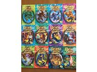 Beast Quest books x12
