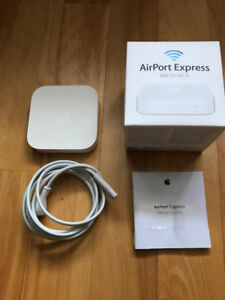 Routeur apple Aiport Express