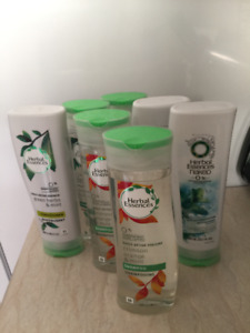 Herbal Essence Shampoos and Conditioners